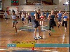 groß schwanz gruppe passen fitness