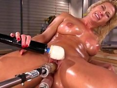 big boobs blonde fetish masturbation milf
