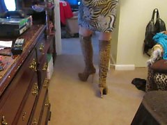 foot fetish high heels hd videos leopard print leopard