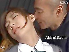 asiático boquete hardcore japonês petite