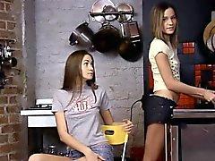 europäisch lesbisch lecken teenager