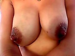 big boobs blonde blowjob masturbation outdoor