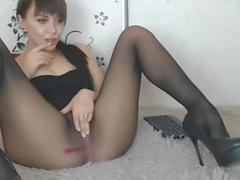 masturbation nylon russian orgasms