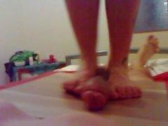 point-of-view pov cockbox-trample footjob trample-footjob