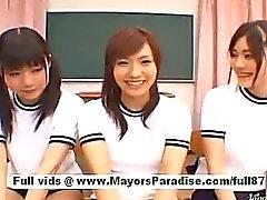 asiatico giapponese studentesse