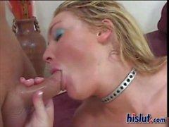 squirting anal cumshot