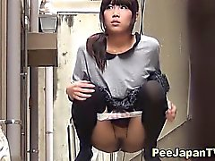 asian fetish japanese outdoor voyeur