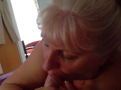 mamãe mãe da velha par a hungria ea caseiras amador