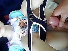 Doll panty cum 3