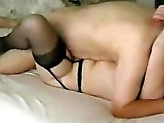 mature wife gets fucked by hubby