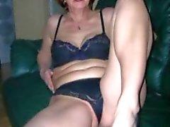tanter mognar gammal ung