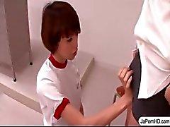 asiático boquete masturbação japonês