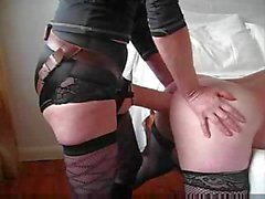 anal beads dildo fishnet lesbian