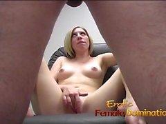 femdom masturbation mistress