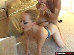 anal big boobs blonde blowjob doggystyle