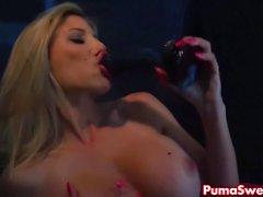 blondinen masturbation big boobs