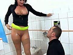 ass big boobs brunette fetish hardcore