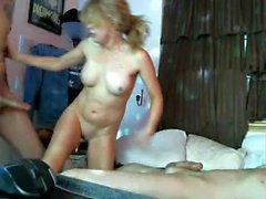 любительский блондинка минет рогоносец собачьи
