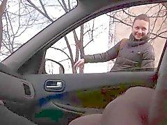 handjobs publieke naaktheid russisch