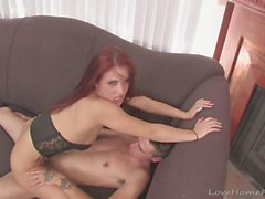 amateur redheads doggy style homemade