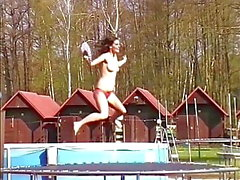 amateur public nudity german