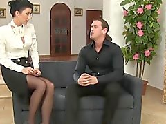 blowjob brunette fetish hd pornstar