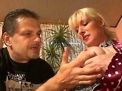 bbw stora kukar blondin avsugning tyska