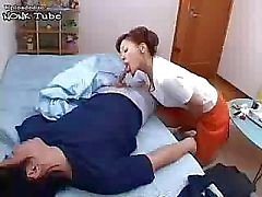 asian blowjob cum swallowing