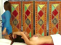 lesbiennes massage
