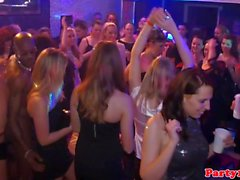 Barelylegal eropean partybabes letting loose
