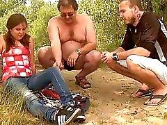 teen old farts outdoor