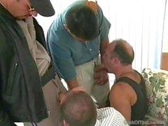 полицейские сперма раздувом работа минет