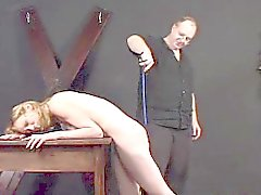 bdsm old young spanking