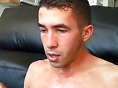 deepthroat gagging gay
