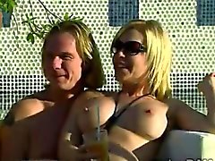 amateur big boobs blonde group sex reality
