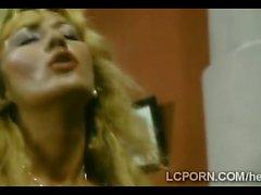 blonde blowjob group sex redhead