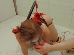 assylum ass-fuck bdsm humiliation degradation