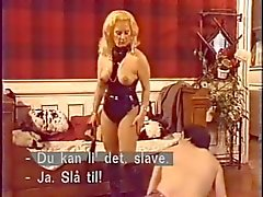 blondes blowjobs femdom french vintage