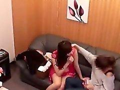 азиатский скрытые камеры японский лесбиянка