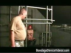 bdsm big tits bondage