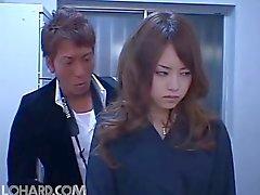 insegnante giapponese peloso