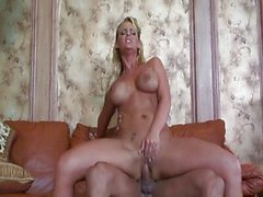 couple vaginal sex oral sex blonde
