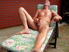gay handjob hunk masturbation