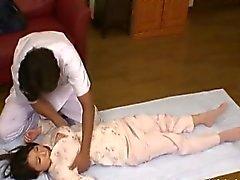 asian brunette japanese massage softcore