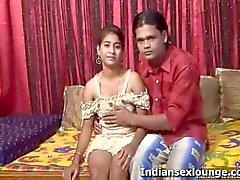 mogen amatör hårig indian