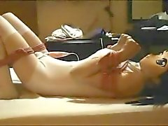kigurumi bondage swimsuit asian masturbation