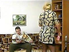 grandi tette biondo hardcore maturo russo