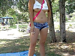 amateur milfs public nudity