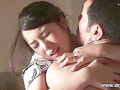 amateur asian ass boobs cumshot
