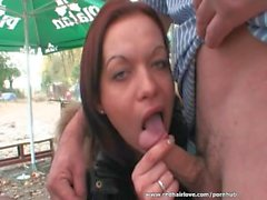 redhairlove redhead outdoor hardcore pissing